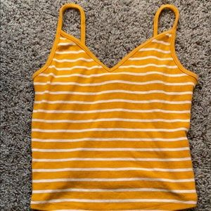 Bershka Striped Tank